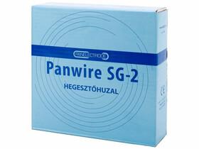Panelectrode Panwire SG2 0,8 mm 5 kg rézbevonatos hegesztőhuzal mig géphez