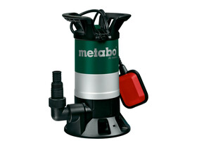Metabo PS 15000 S búvárszivattyú szennyezett vízre