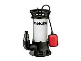 Metabo PS 18000 SN búvárszivattyú szennyezett vízre