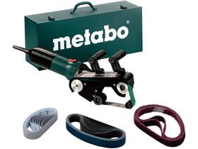 Metabo RBE 9-60 Set elektromos palástcsiszoló és szalag csőcsiszoló multigép