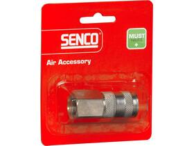 Senco 3/8 inch levegős belső menetes gyorscsatlakozó 4000380