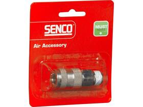 Senco 3/8 inch levegős külső menetes gyorscsatlakozó 4000310