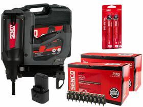 Senco GT40i-SCP akkus gázpatronos kapcsozó szett