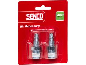 Senco 3/8 inch levegős külső menetes gyorscsatlakozó 4000090