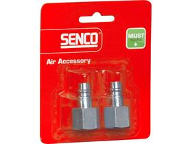 Senco 3/8 inch levegős belső menetes gyorscsatlakozó 4000160
