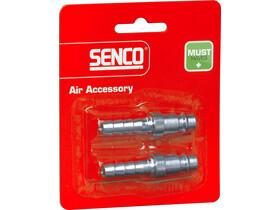 Senco 9,5 mm levegős tömlővéges gyorscsatlakozó 4000220