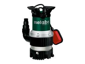 Metabo TPS 14000 S búvárszivattyú szennyezett vízre