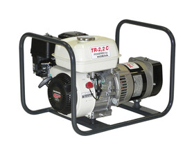 TR - 2,2 C Honda motoros áramfejlesztő