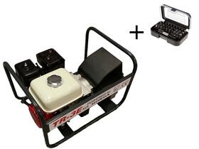 TR 3E avr Honda motoros áramfejlesztő feszültség szabályzóval