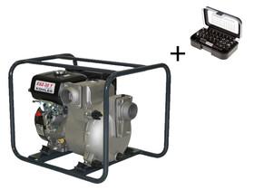 TR ESZ-30 TK szennyvízszivattyú Kohler motorral