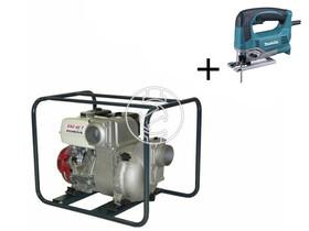TR ESZ-40 T szennyvízszivattyú Honda motorral