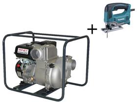 TR ESZ-40 TK szennyvízszivattyú Kohler motorral