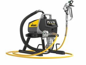 Wagner ProSpray 3.20 HEA Spraypack elektromos festék és glettszóró gép