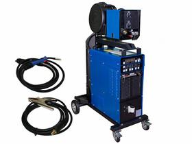 Weldi AMIG 500 P fogyóelektródás védőgázas hegesztő
