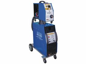 Weldi Weldi-MIG 550 SW fogyóelektródás védőgázas hegesztő