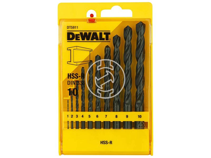 DeWalt DT5911-QZ fúrószár készlet