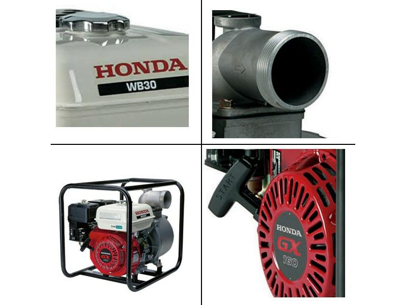 Honda WB 30