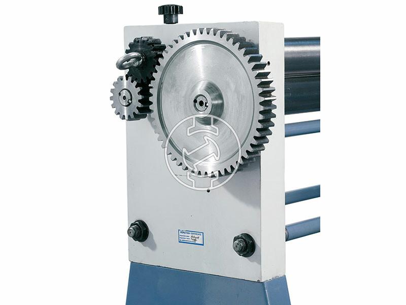 Bernardo HRM 610 Lemezhengerítő gép