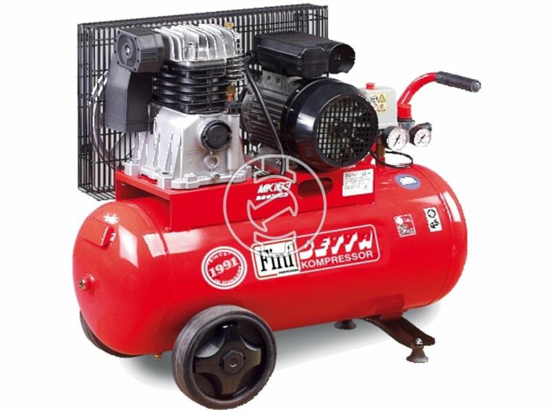 Betta MK 113-90-4T ékszíjmeghajtású olajkenésű kompresszor