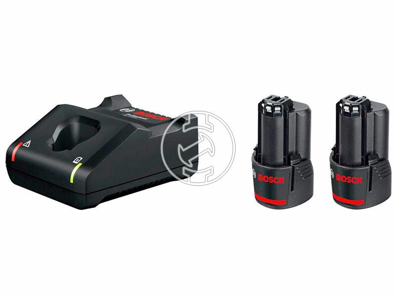 Bosch 2 x GBA 12V 3,0Ah+GAL 12V-40 akkumulátor és töltő szett