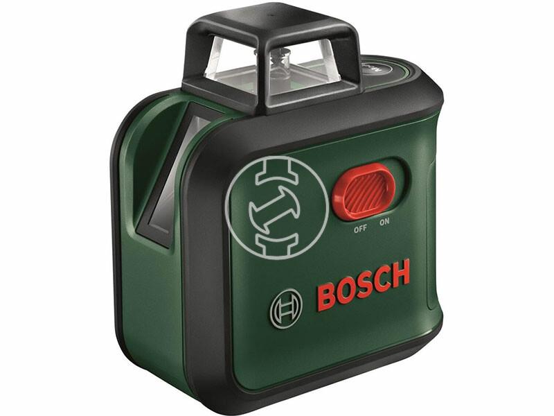 Bosch AdvancedLevel 360 vonallézer
