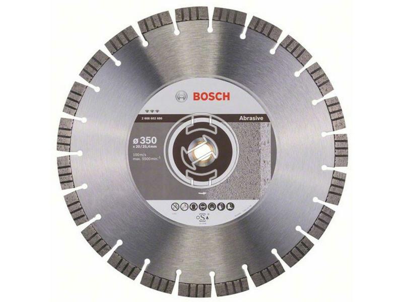 Bosch Best for Abrasive