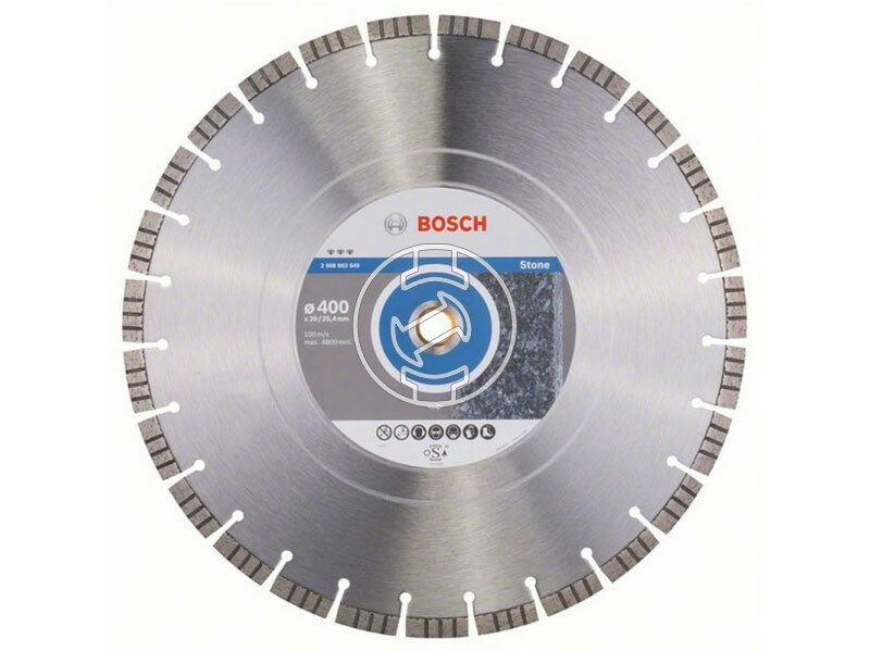 Bosch Best for Stone