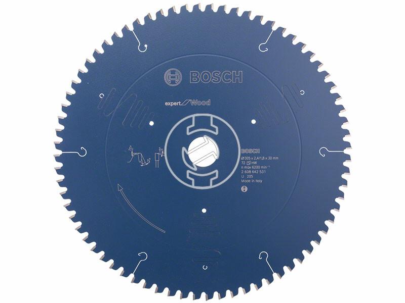 Bosch Expert for Wood ø 305 x 2,4 / 1,8 x 30 mm körfűrészlap