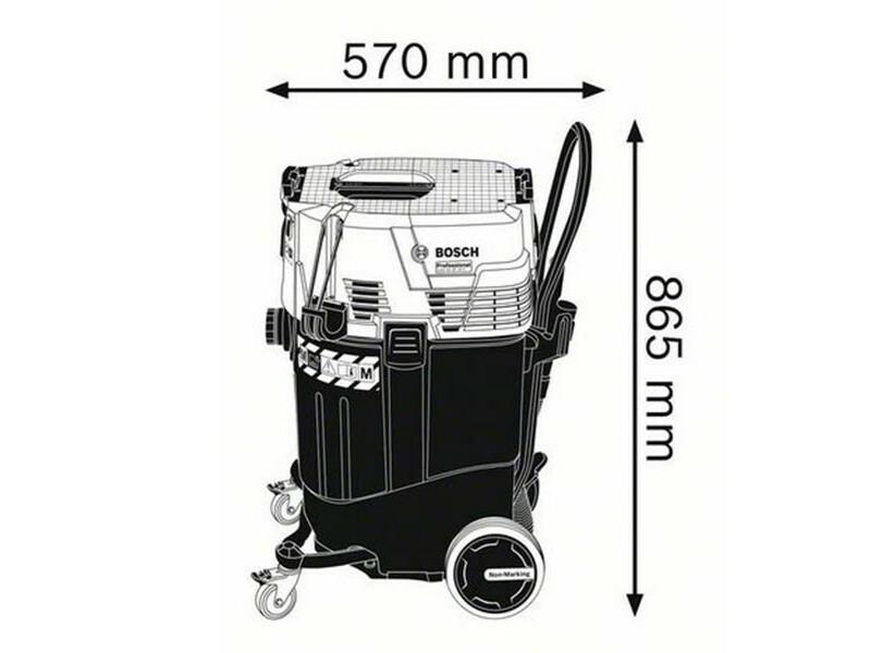 Bosch GAS 55 M AFC