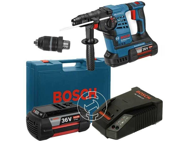 Bosch GBH 36 VF-LI Plus