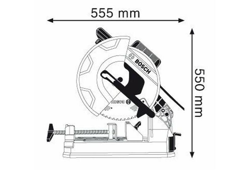 Bosch GCD 12 JL