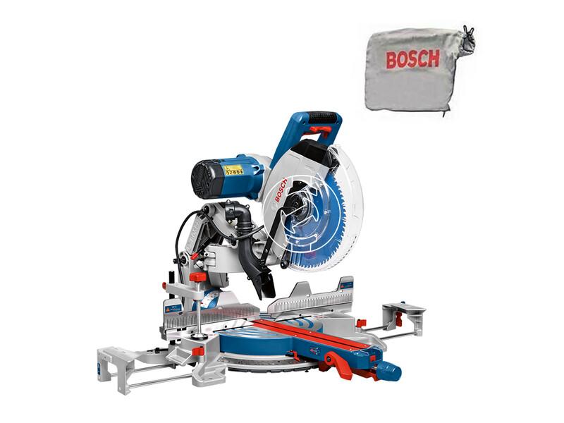 Bosch GCM 12GDL leszabó- és gérvágó fűrész
