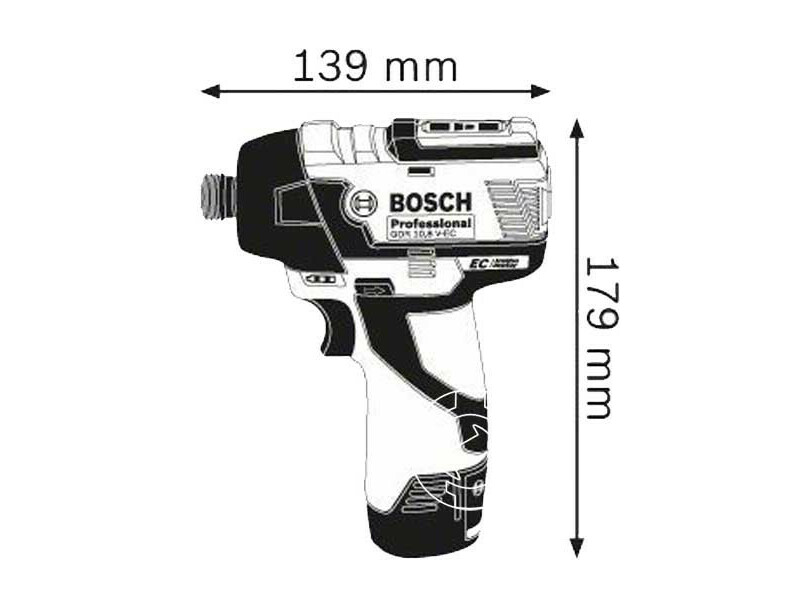Bosch GDR 12V-110