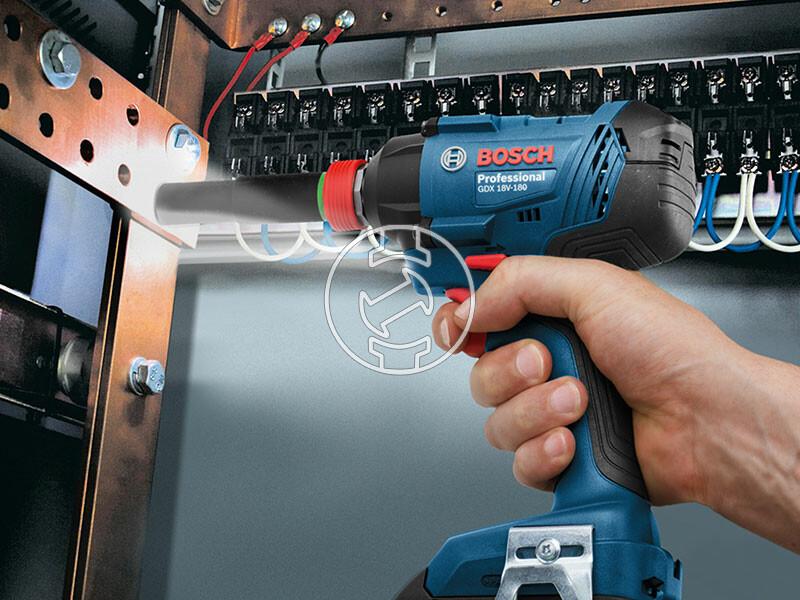 Bosch GDX 180-LI akkus ütvecsavarozó
