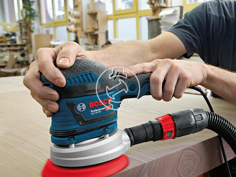 Bosch GEX 40-125 elektromos excentercsiszoló
