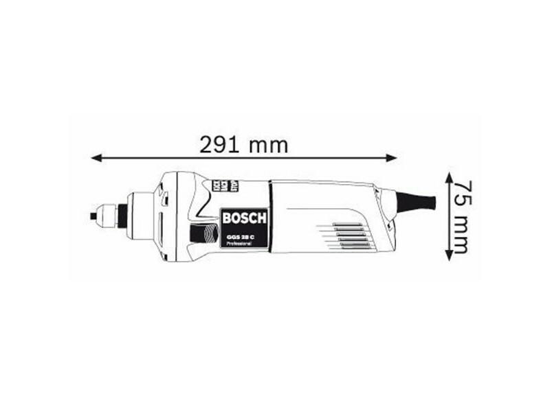 Bosch GGS 28C