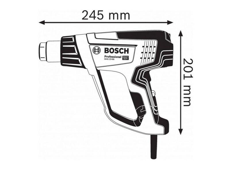 Bosch GHG 23-66
