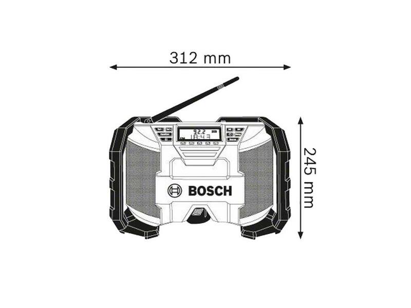 Bosch GPB 12 V-LI