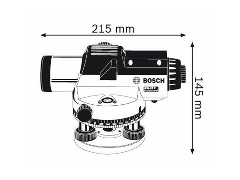 Bosch GOL 26 D
