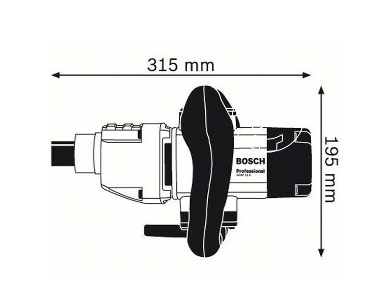 Bosch GRW 12 E