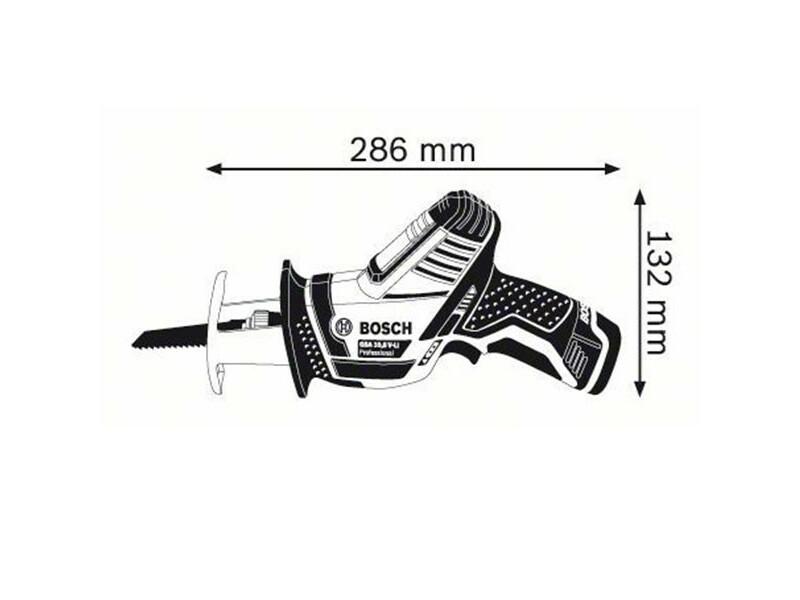 Bosch GSA 12 V-LI