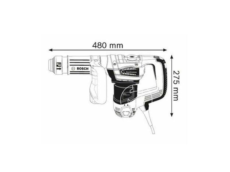 Bosch GSH 5