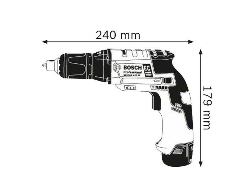 Bosch GTB 12V-11