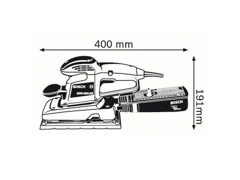 Bosch GSS 280 AE