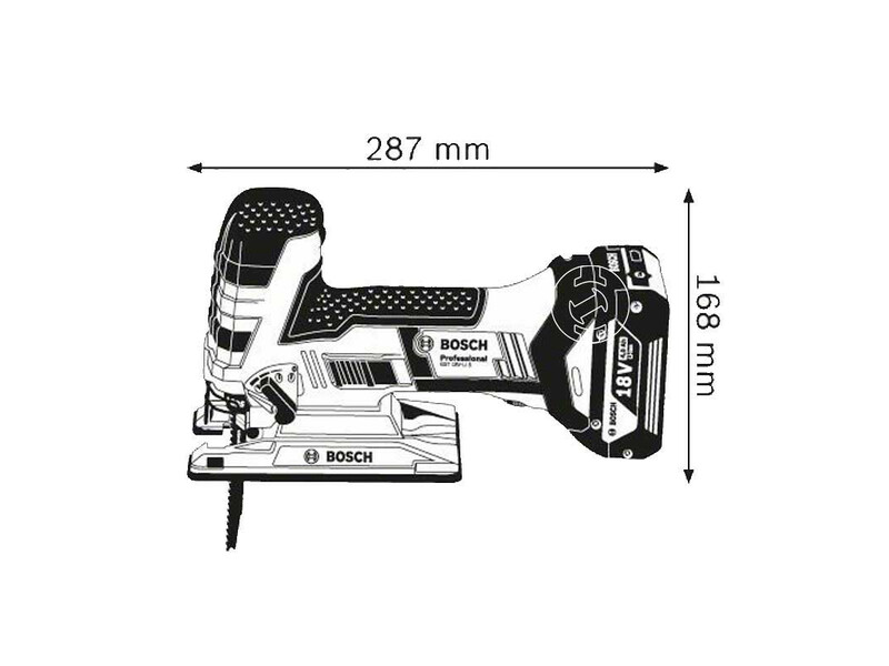 Bosch GST 18 V-LI S