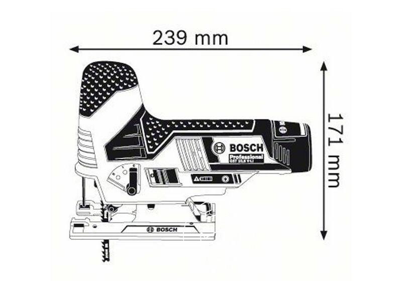Bosch GST 12 V-LI