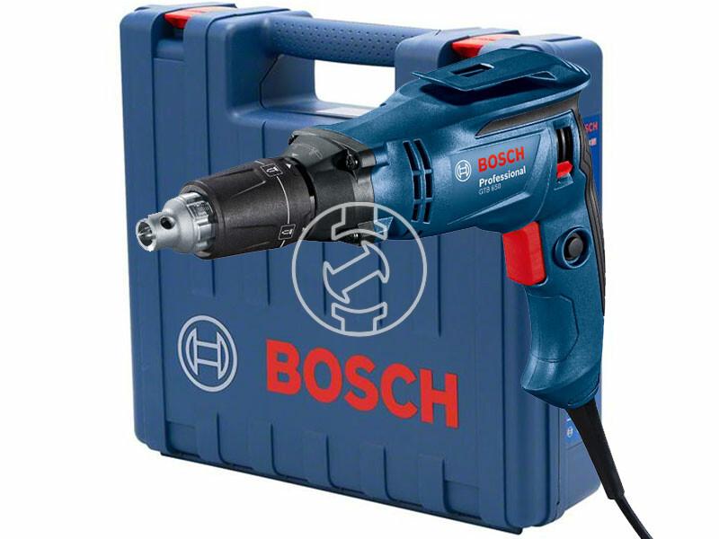 Bosch GTB 650 elektromos csavarbehajtó mélységütközővel
