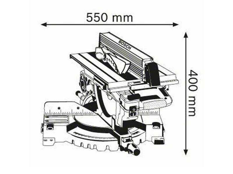 Bosch GTM 12JL