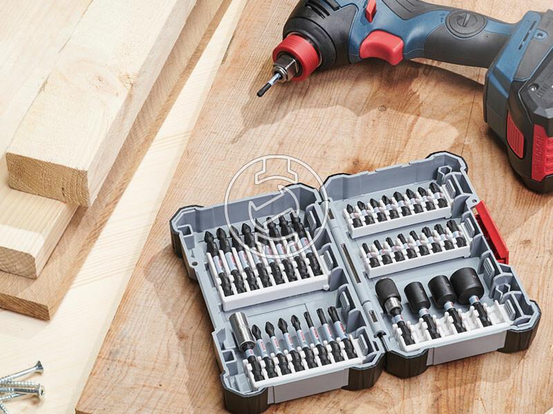 Bosch Impact Control csavarbehajtó készlet 36 db