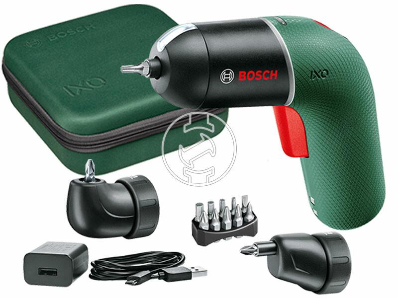 Bosch IXO VI akkus marokcsavarbehajtó